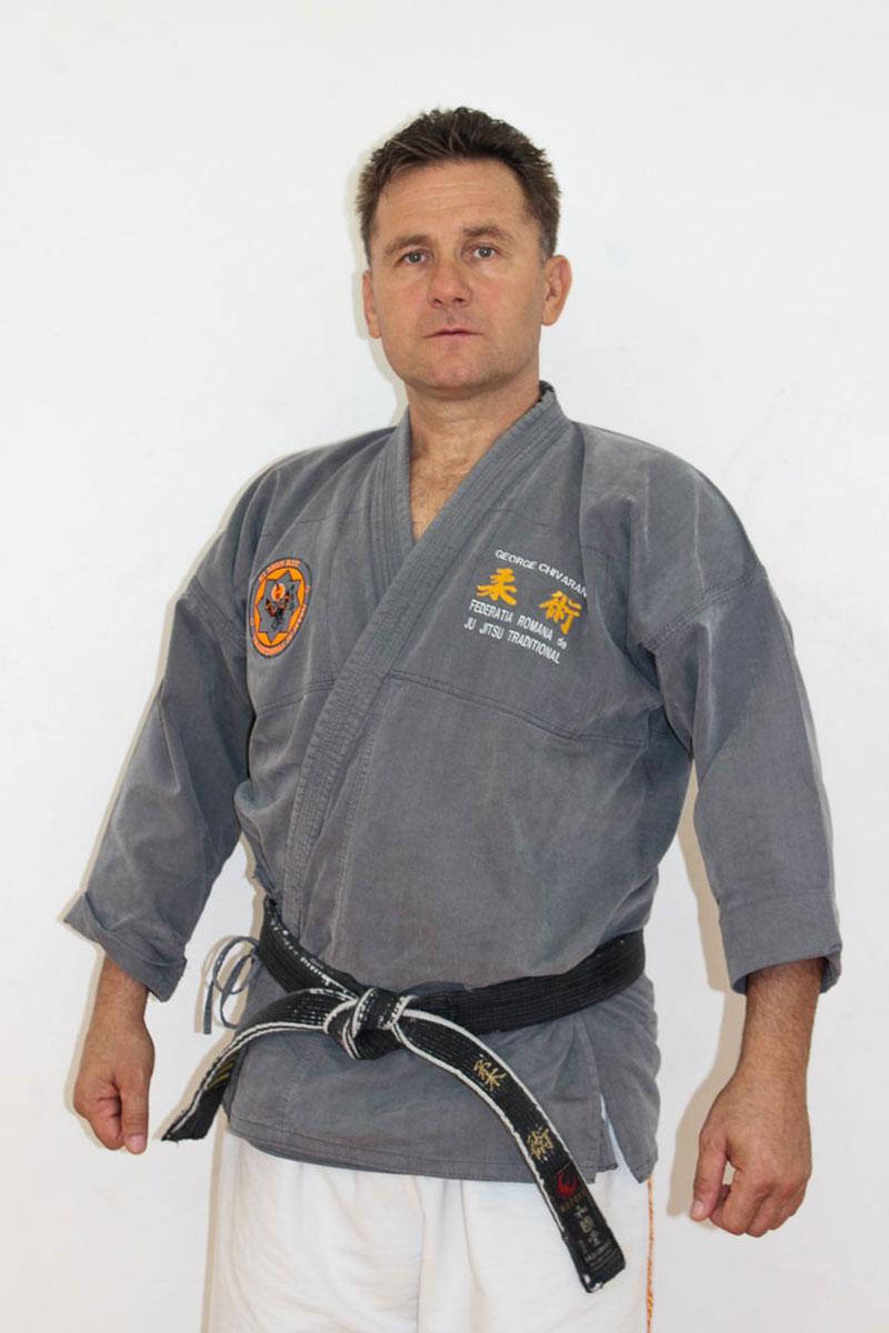 SoShiSoke George Chivaran